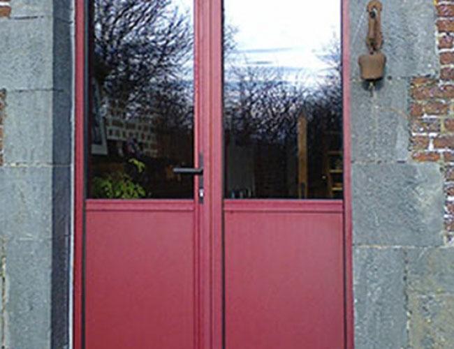 Remplacement de fenêtres bois sur Douai