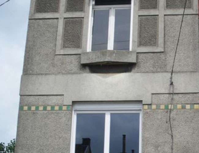 Pose de fenêtres marque AMGO, à Lambersart