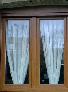 Pose fenêtres bois Riche dans une maison de Lille