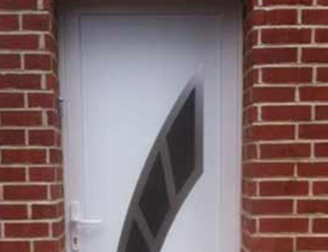 Pose fenêtres PVC et volets sur Arras