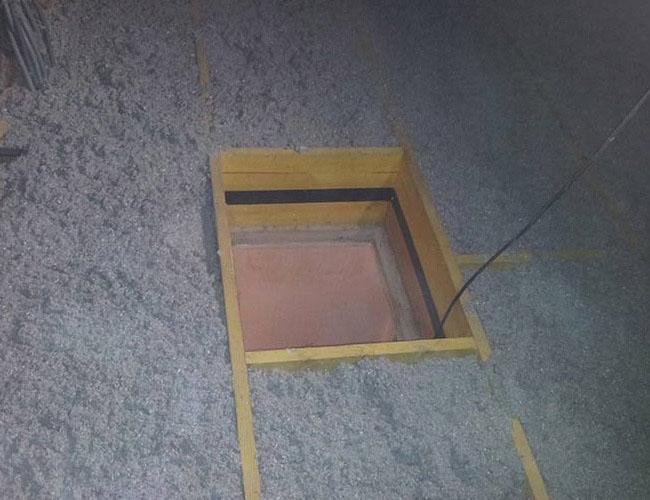 Isolation thermique par l'intérieur en ouate de cellulose