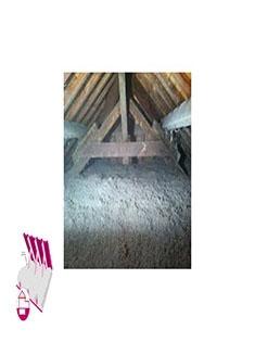 Soufflage de ouate de cellulose pour une isolation des combles