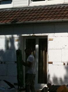 Isolation de votre maison murs et combles
