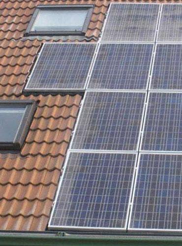 Installation de panneaux photovoltaïques Cysoing