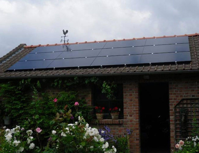 Installation photovoltaique Nord Linselles