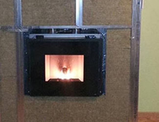 Installation d'un insert MCZ Vivo 80 dans le Nord