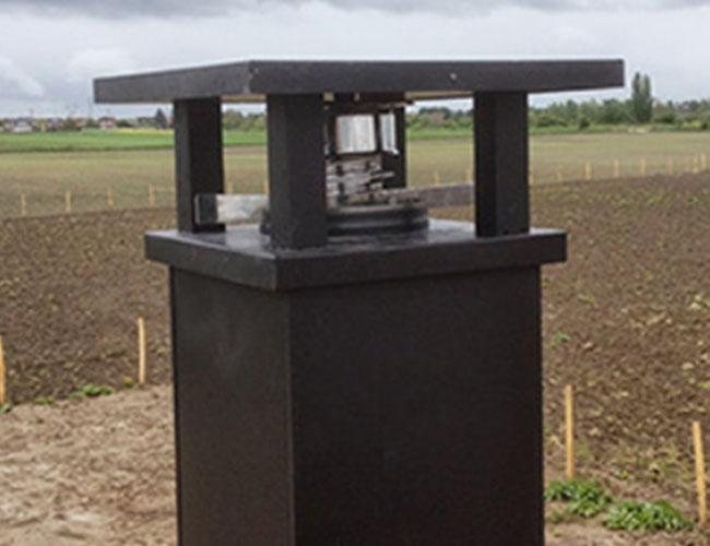 Installation d'un poêle à pellets Flat MCZ dans le Nord (59)