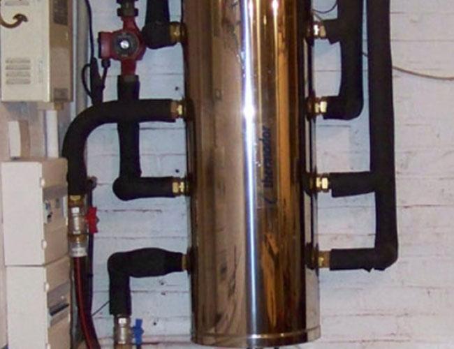 Installation d'une pompe à chaleur haute température dans le Nord