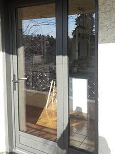 Rénovation de fenêtres en alu Domiot à LA TOUR-DE-SALVAGNY (69)