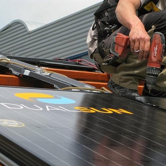 Kbane, installateur de panneau solaire thermique Rouen