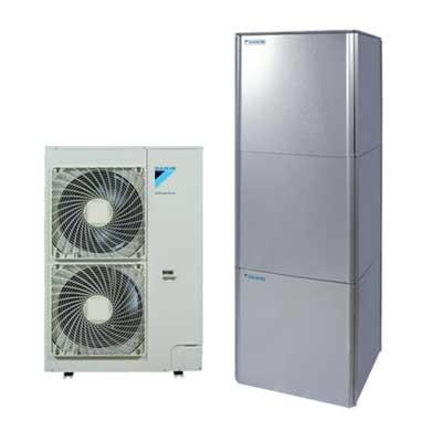 Pompe à chaleur air-eau Altherma haute température Daikin